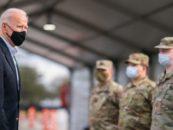 President Biden Calls GOP Voter Suppression Proposals 'Sick' in First Press Conference
