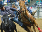 Rodeo Provides Rare Glimpse at African American Cowboys, Cowgirls