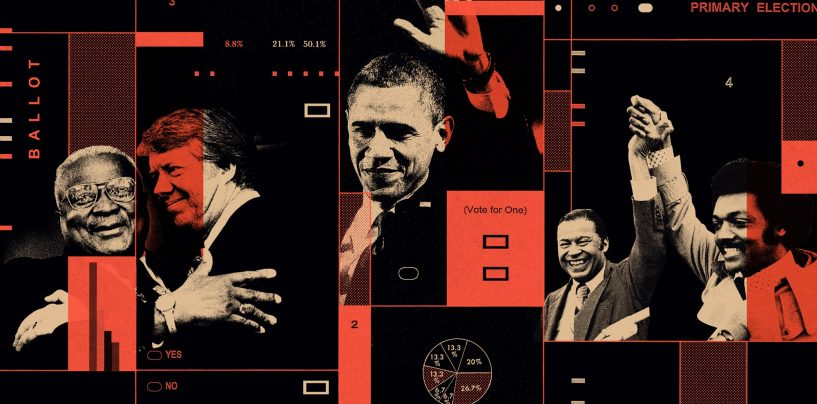 Journey to Power: The History of Black Voters, 1976 to 2020