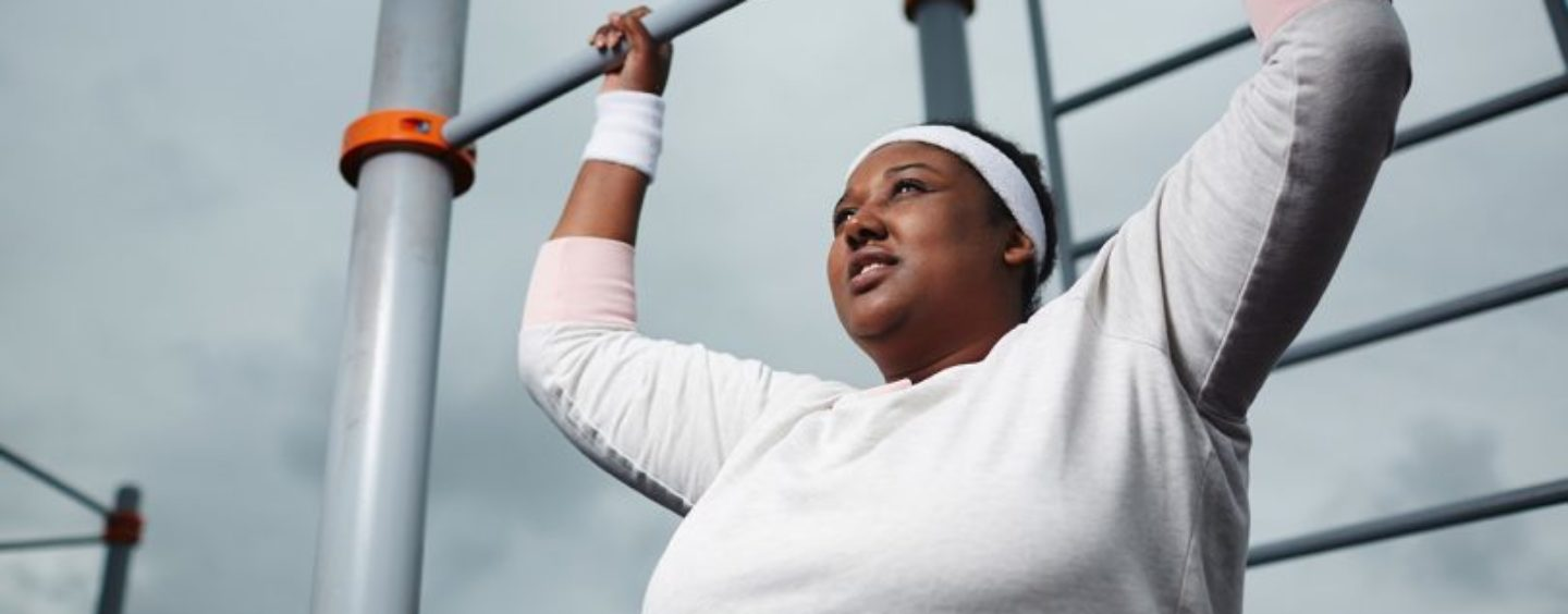 Obesity Among Black Women Outrageously High