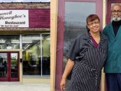 Black Couple Who Own Restaurant That Caters to the Homeless Partner With Indie Artist to Raise Funds