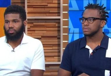Two Black Men Arrested at Starbucks Finally Speak Out — Police Chief Apologizes
