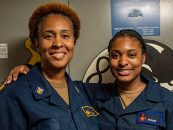 Meet the Mom and Daughter Who Are Working Together on the Same U.S. Navy Ship