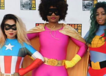 AfroComicCon 2020 – Blerd Binder Covers Nerdy News for the Black Nerds of the World