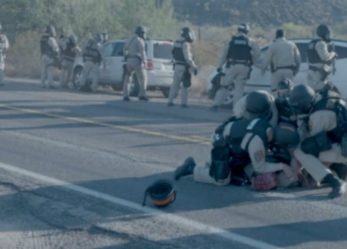 Native Americans Protesting Border Wall Tear Gassed, Arrested by US Agents on Indigenous Peoples' Day