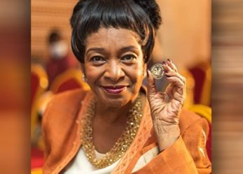 80-Year Old Black Jewelry Designer Makes History, Releases 24K Gold Medallion Launched by Moijey