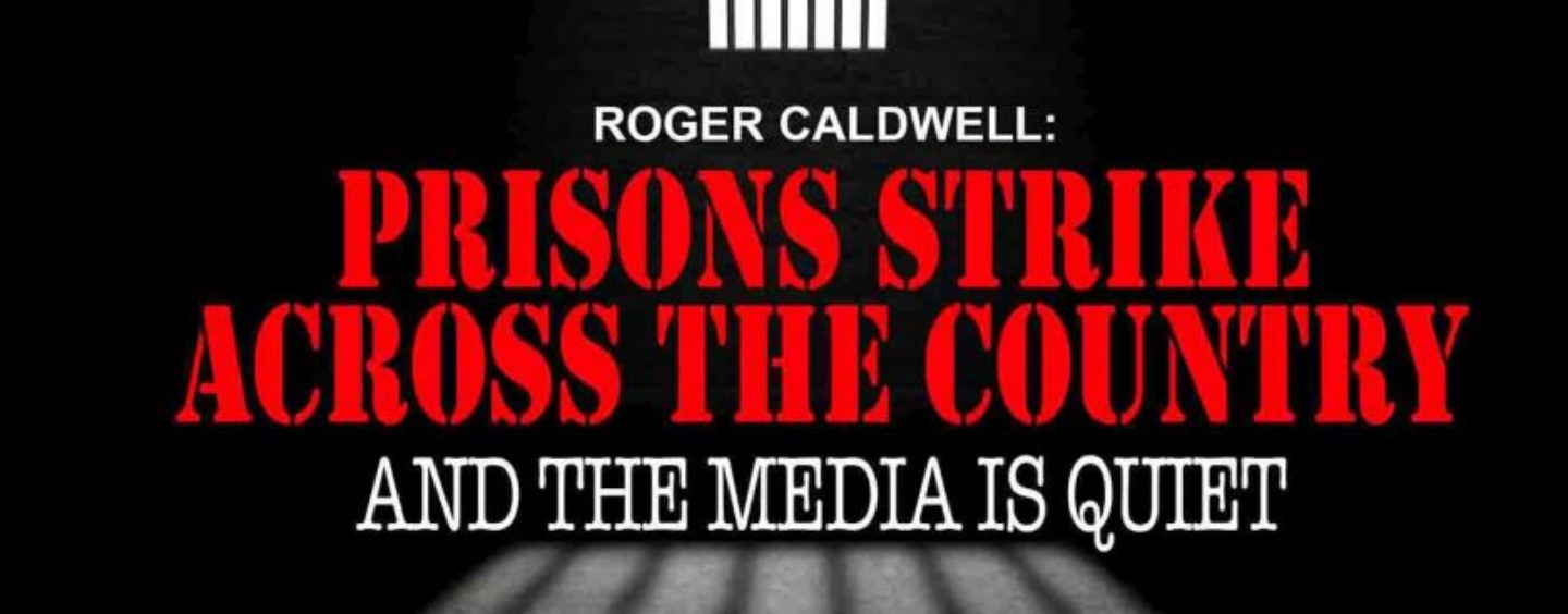 Prisons Strike Across the Country and the Media is Quiet