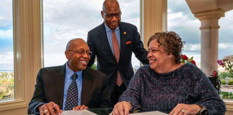 Morgan State Alum Dropped Out, Drove for UPS, Presents University with $20 Million Endowment