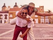 Black Diplomatic Couple Launches Podcast & Provides Passport Scholarships to African-American Students