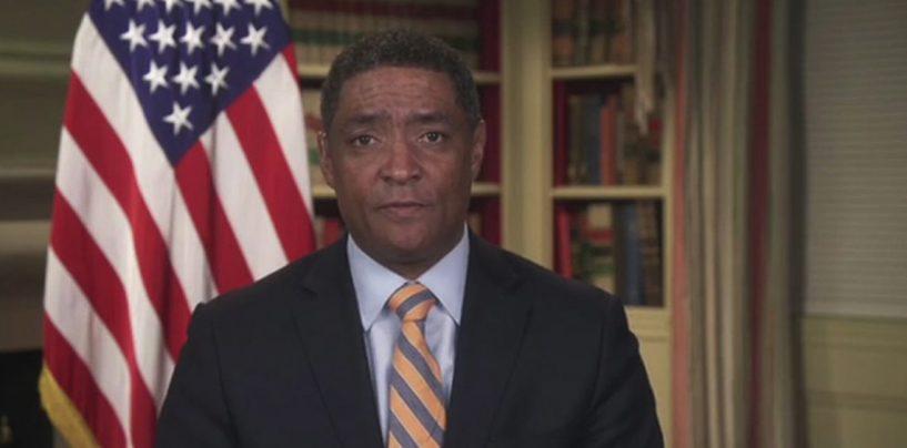 "Cedric Richmond Affirms to African Americans: ""You've Got a Friend in President Biden"""