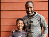 Dadpreneur and His Son Create Innovative Basketball Training Tool