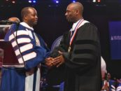 Charles D. King Reminisces at Howard University's Charter Day
