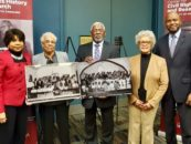 """""""Recovering Untold Stories"""": Civil Rights Veteran Revisits School Victory"""