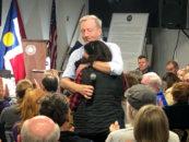 In Denver, 2020 Candidate Tom Steyer Talks Voter Suppression And Youth Vote