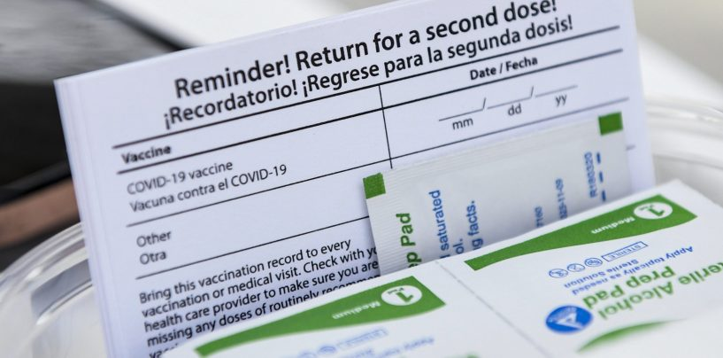 How Effective Is the First Shot of the Pfizer or Moderna Vaccine?