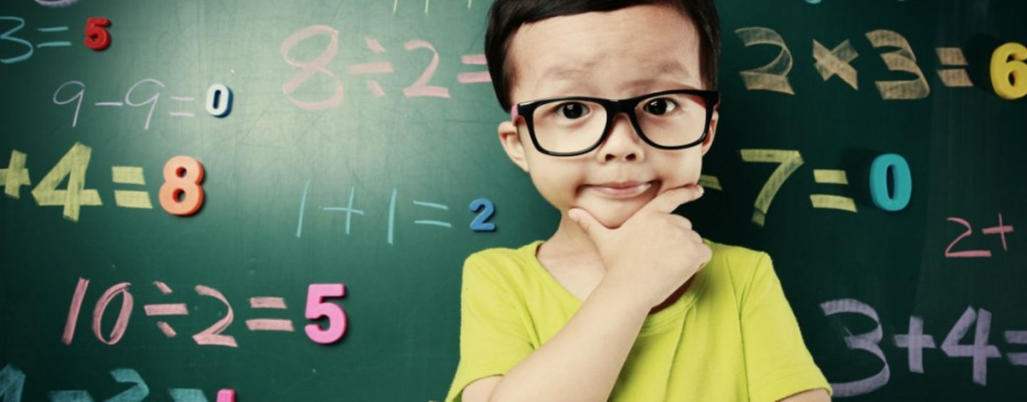 Asians Are Good at Math? Why Dressing up Racism as a Compliment Just Doesn't Add Up