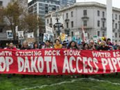 'Monumental Victory': Tribes and Climate Activists Celebrate Court-Ordered Shutdown of Dakota Access Pipeline