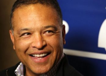 Dave Roberts Becomes Second Black Manager to Win the World Series