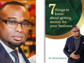 Investment Expert, Dr. David Doriscar, Reveals How to Get Funding For Your Business