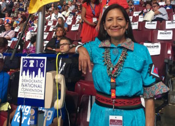 Congressional Black Caucus PAC Endorses Deb Haaland for Congress