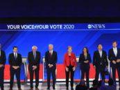 Opinion Polls vs. Debates — Democrats in Battle Over Voter Influence