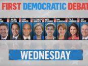 Democratic Debate Features Almost No Questions on the Black Agenda