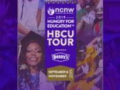 Denny's to Serve as Presenting Sponsor of the 2019 NCNW Hungry For Education HBCU Tour