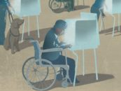 How Disabled Voters Are Blocked From the Ballot Box