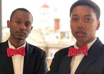 Two Black High School Students Make History at Harvard University