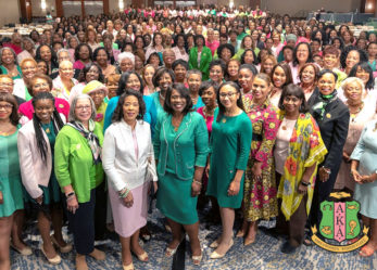 Alpha Kappa Alpha Sorority, Inc.® Does It Again and Raises $1 Million in Support of HBCUs