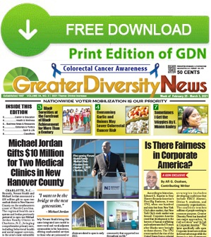Greater Diversity News Print Edition
