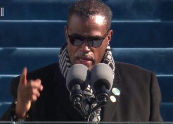 Black Clergy Leader, Rev. Dr. Sylvester Beaman, Delivers Historic Inaugural Benediction