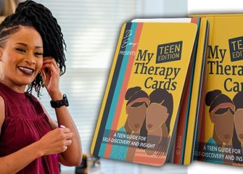 Psychologist Creates First Ever Therapy Card Deck for Black Teen Girls