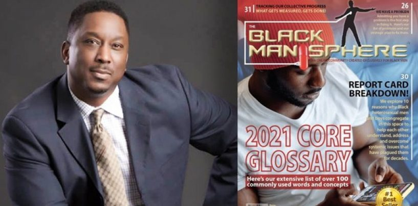 Entrepreneur Launches New Magazine to Help Black Men in Need and to Redefine the Image of Black Men in Media