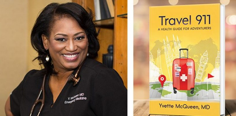 Afraid of Getting Sick While Traveling? Black Physician's New Book Offers The Solution