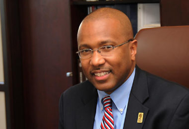 Dr. Harry L. Williams, President of Delaware State University, to Head Thurgood Marshall College Fund