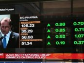 After Drug Plan Shows Trump 'Will Do Nothing About Their Greed,' Big Pharma Stocks Soar