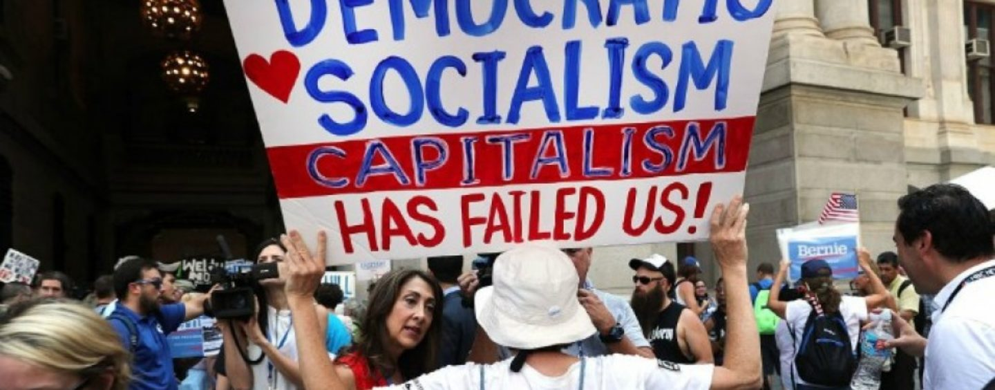 Socialism on the Rise as Americans Seek Out Bold, Humane Alternatives to the Brutality of Capitalism