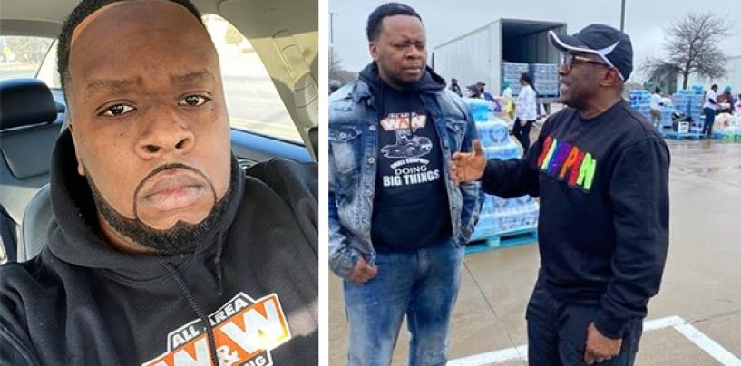 Local Black Business Owner Helped Thousands During the Texas Winter Freeze