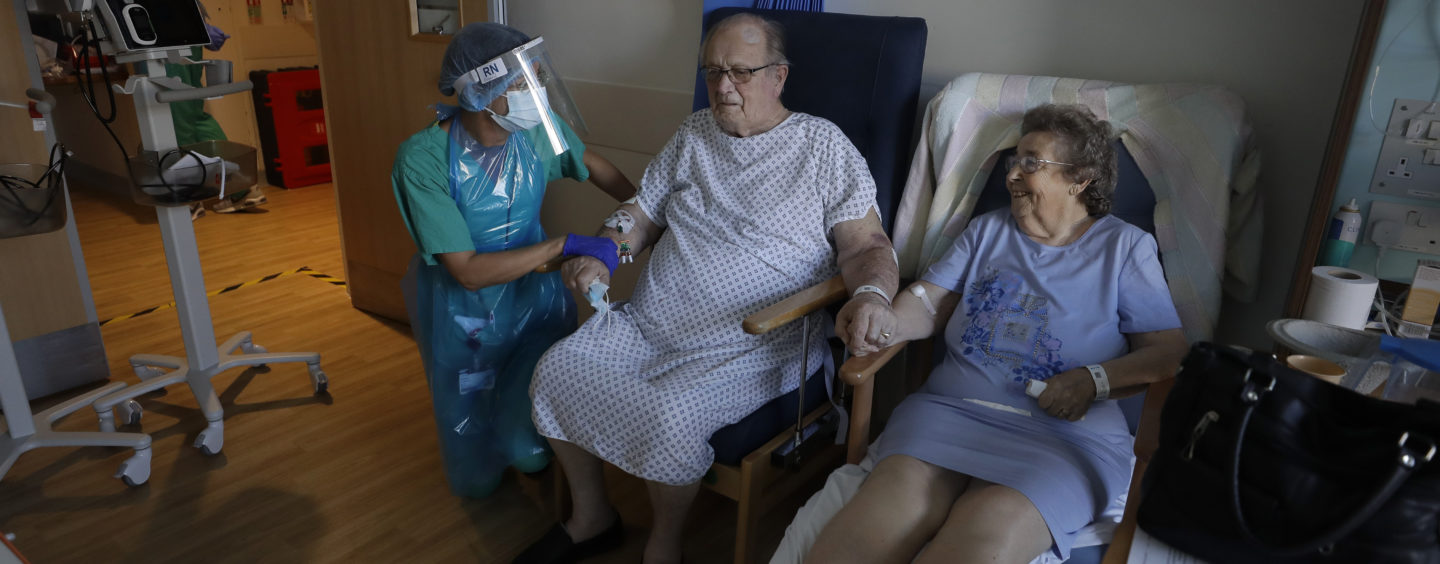 Death Rates Have Fallen by 18% for Hospitalized COVID–19 Patients as Treatments Improve