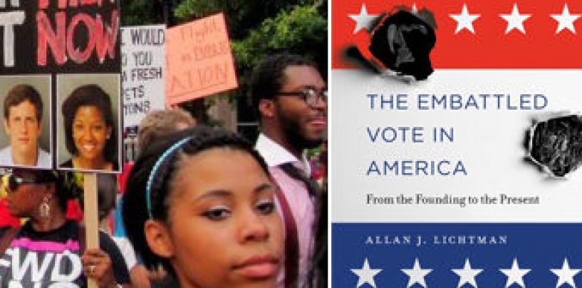 The Embattled Vote in America – From the Founding to the Present