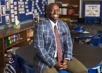 Eric Hale Becomes 1st Black Male to Win Texas Teacher of the Year Award