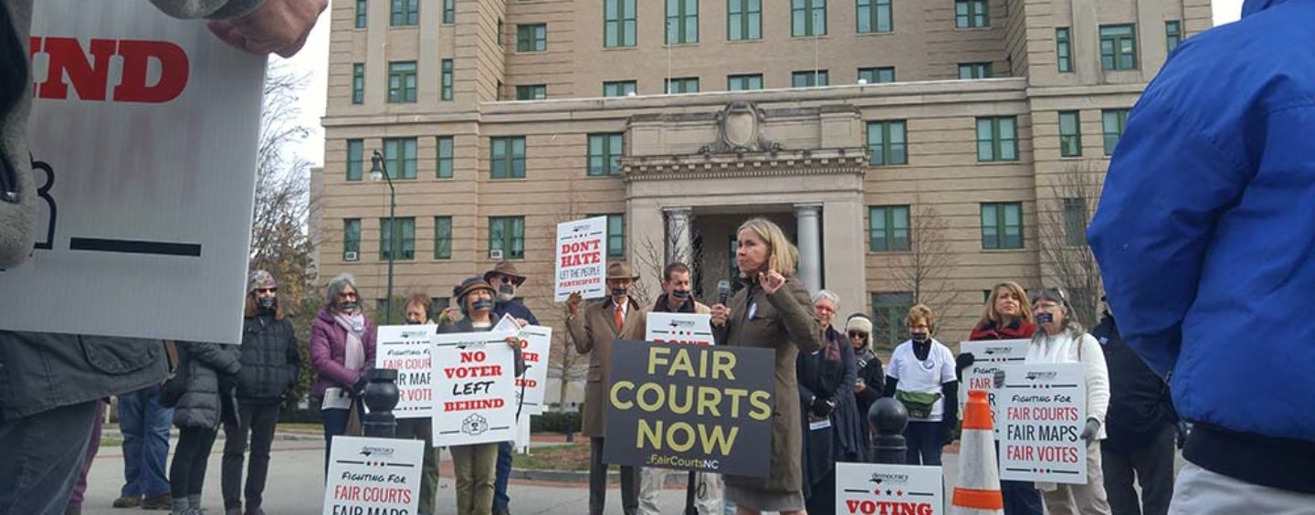 Lawmakers Still Scheming to Seize Control of NC's Independent Courts