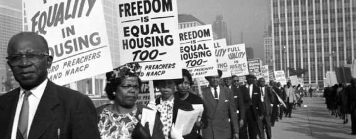 Other Actions Signal More Backward Turns on Fair Housing