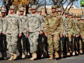 FBI Vetting Troops Before Inauguration