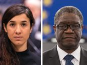 Nobel Peace Prize Awarded to Nadia Murad and Denis Mukwege for Campaigns Against Sexual Violence