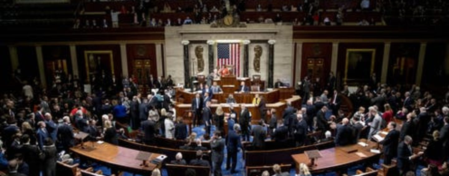 Conspiracy and How Political Parties Frame the Impeachment Battle