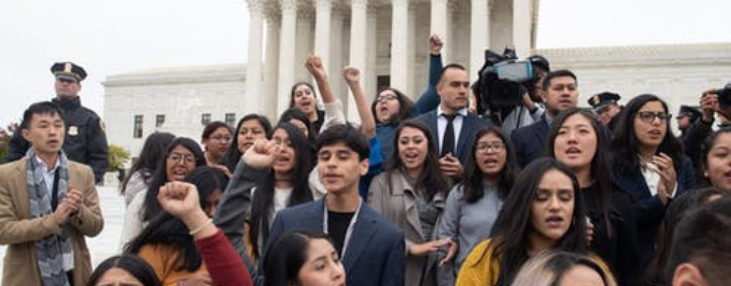 Supreme Court DACA Decision Isn't Just About Dreamers