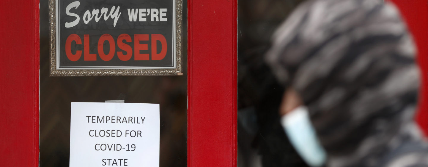 Unemployment at Nearly 15% Still Shy of the Record High During the Great Depression