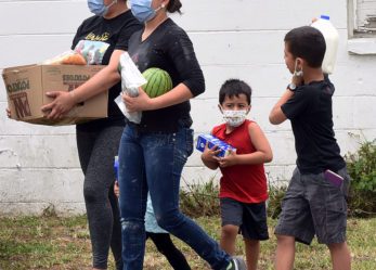 18 Million Us Children Are at Risk of Hunger: How Is the Problem Being Addressed and What More Can Be Done?